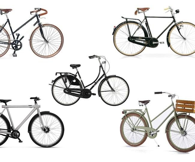 Top 5 bici da passeggio