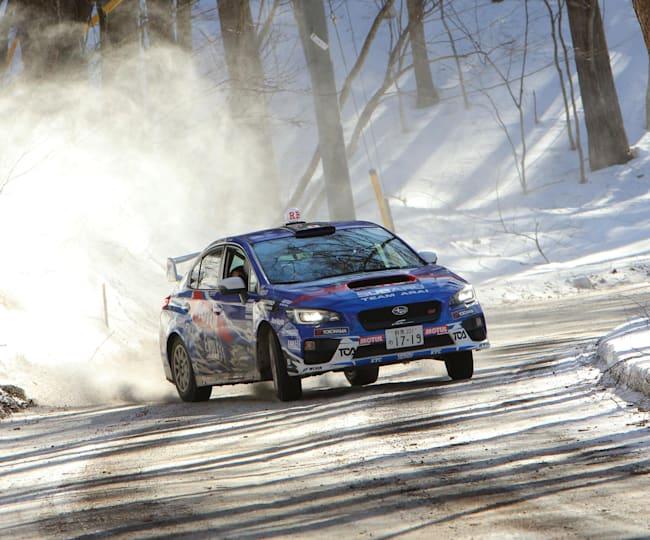 """WRC """"TAXI"""" Car"""