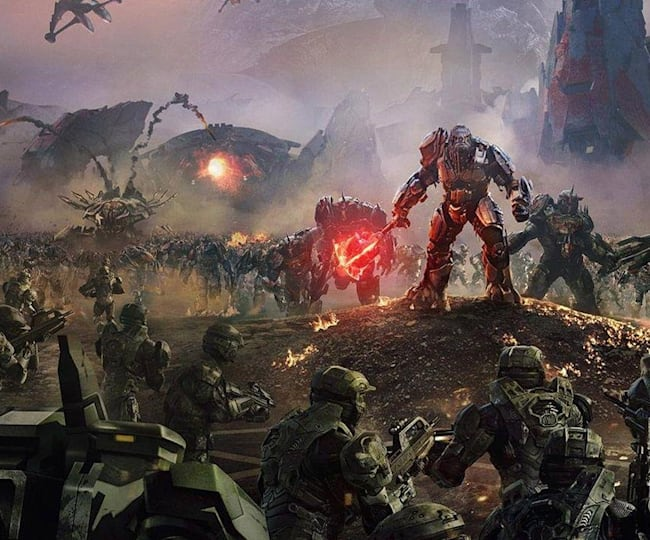 Battling the Banished in Halo Wars 2