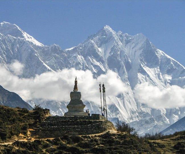 Der höchste Berg der Welt: Mount Everest