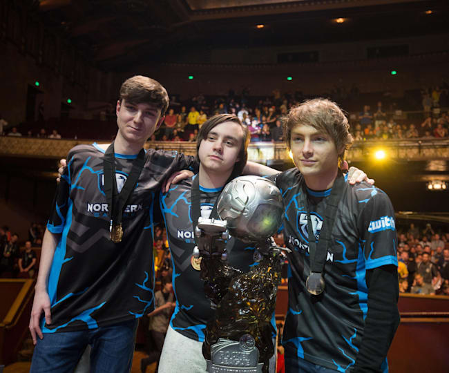 Deevo, Turbopolsa, and Remkoe (from left)