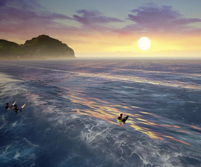 Ride the wave with Climax Studios' new game