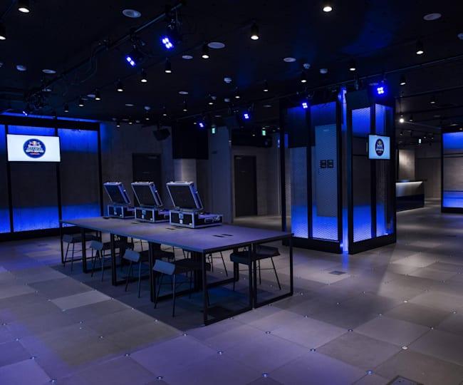 Red Bull Gaming Sphere Tokyo