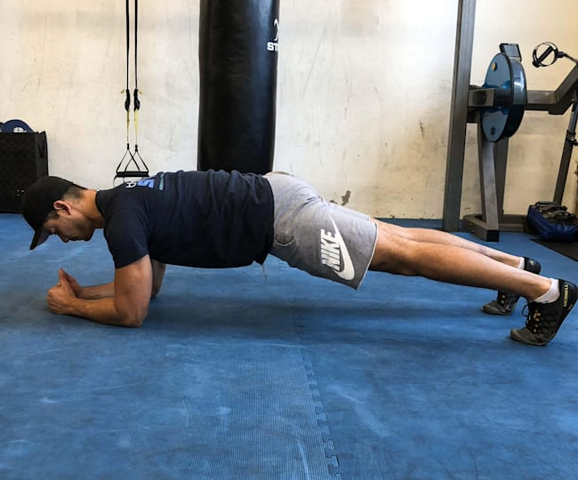 Planks are the ultimate core exercise