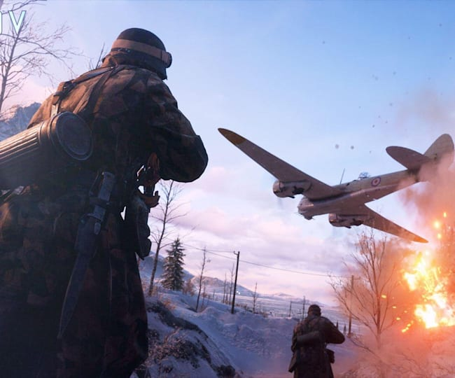 Vehicles still play a role in Battlefield V