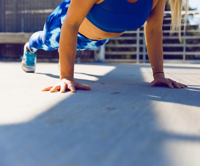 10 push-up variations to help you level up.
