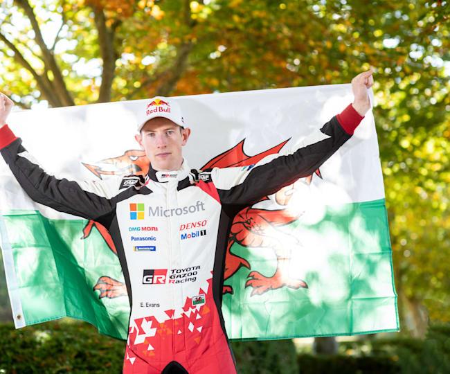 Le premier champion du monde britannique depuis Richard Burns?