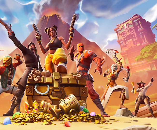 What Pc Speed Is Needed To Play Fortnite Top 10 Cross Play Games To Play With Friends And Family Remotely