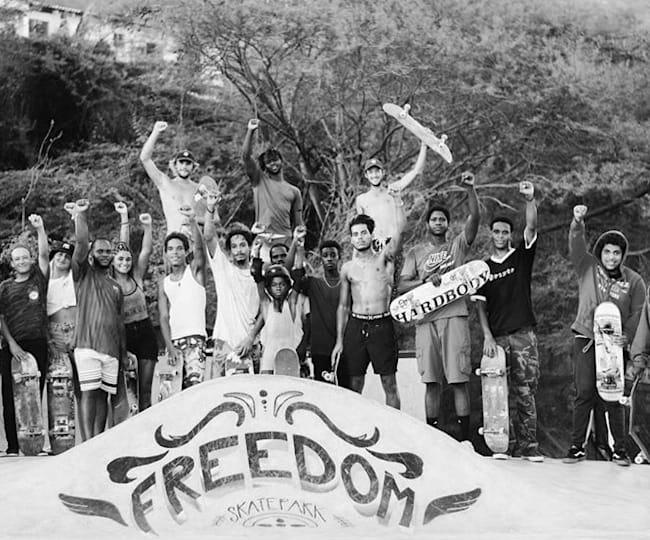 Freedom Skatepark Jamaica