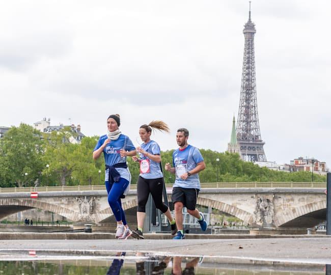 Les meilleurs itinéraires pour courir à Paris