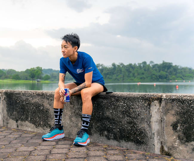 Choo Ling Er Shares Running Tips For the Wings for Life World Run