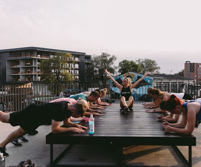 Nike Training Club in Estonia 2020