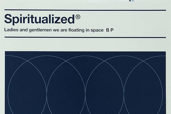 Portada de 'Ladies And Gentlemen We Are Floating In Space', de Spiritualized (1997).