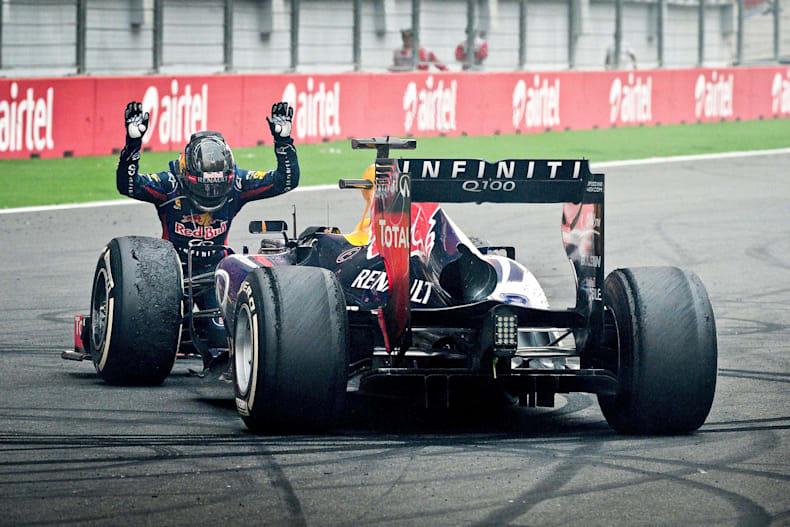 Vettel-Red Bull, i momenti migliori scelti dai tifosi