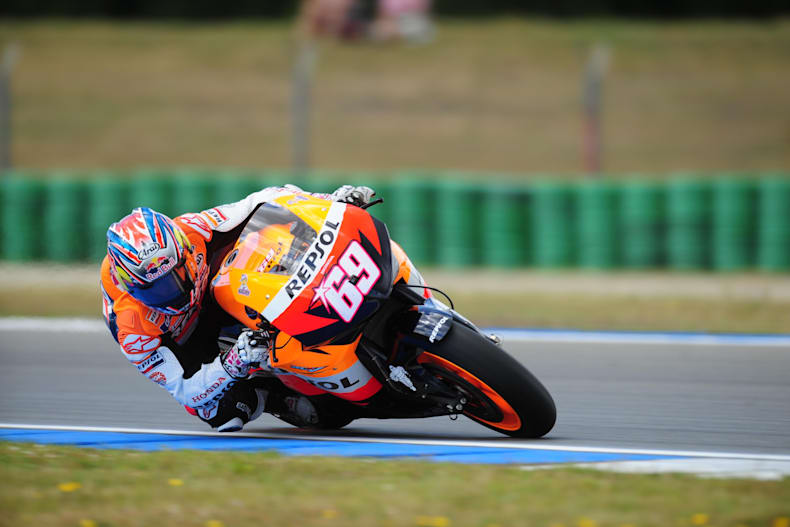 Nicky Hayden Tributes To Motogp Champion Red Bull