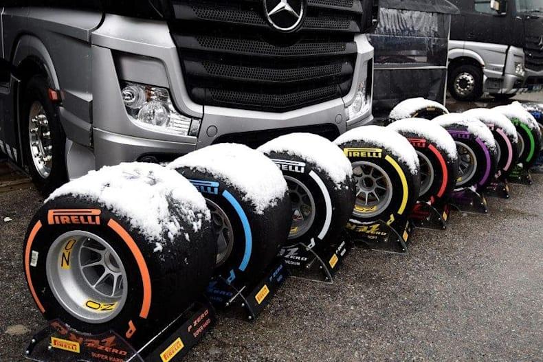 Formel 1 Test in Barcelona: Die besten Fotos
