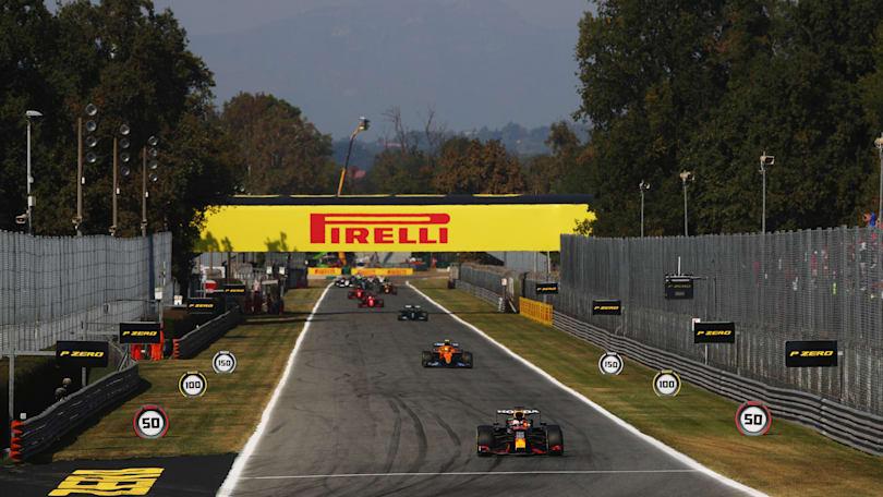 Monza'da Unutulmaz Bir Yarış Günü