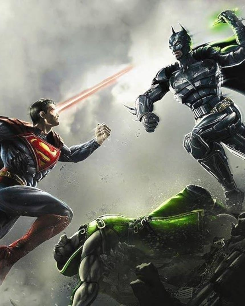 Batman V Superman Who Has The Best Games Red Bull