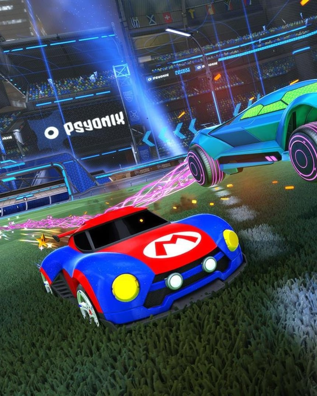 Rocket League Can Pros Still Win On Nintendo Switch
