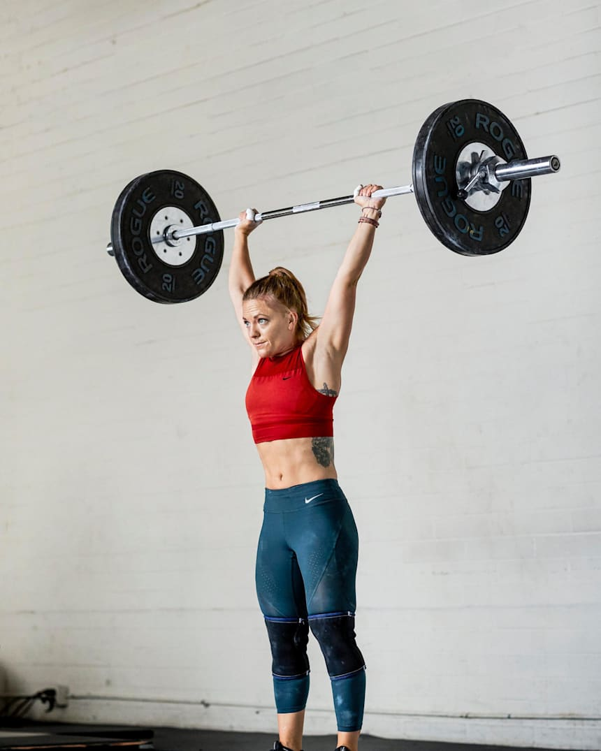 Why Olympic Weightlifting Is On The Rise With Women