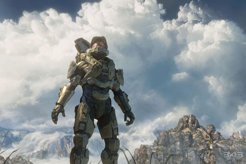 Will Halo Master Chief Collection Be An Esports Game