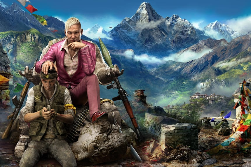 Far Cry 4 Interview