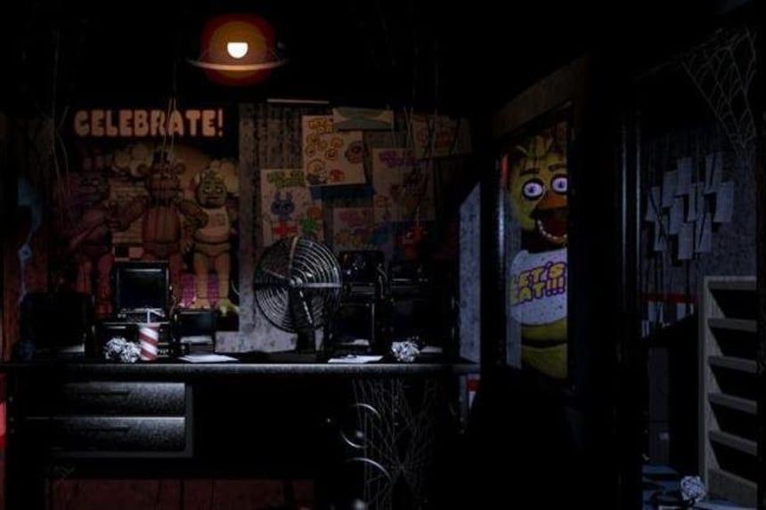 """Recomendación: """"Five Nights At Freddy's"""""""