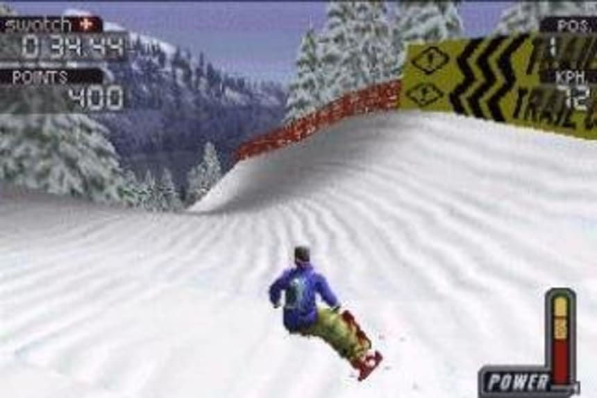 The 6 Best Snowboarding Games Ever