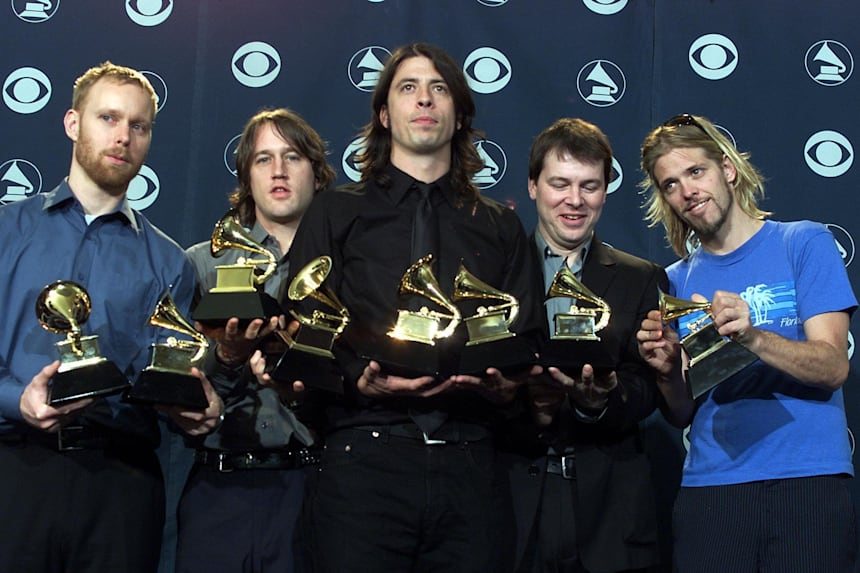 Foo Fighters: Best Moments From 20 Years | Dave Grohl