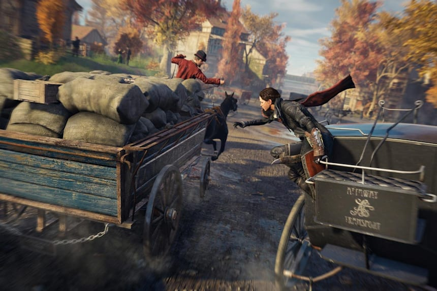 Assassin S Creed Syndicate Preview