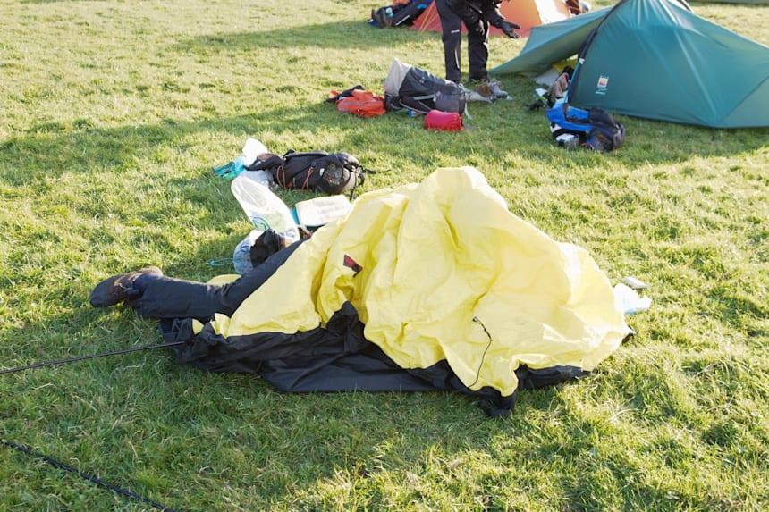 North Face Mountain Marathon Tent