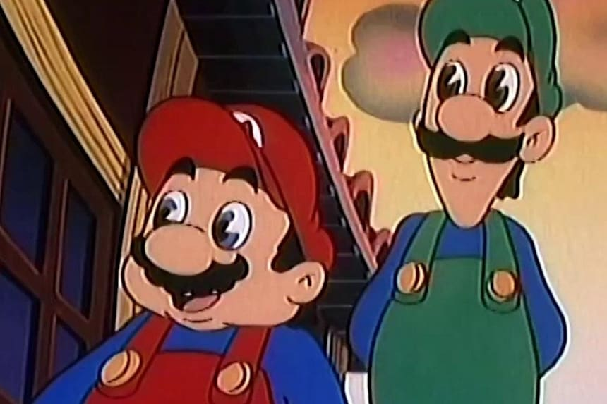 4 momentos em que o Mario saiu do videogame