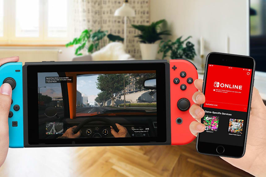 Gta 5 Nintendo Switch Preview How It Could Look Like