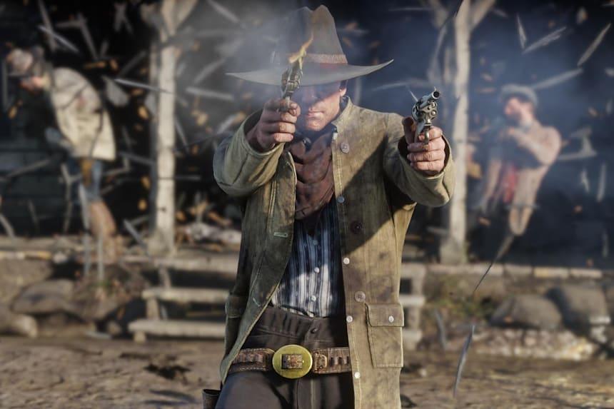 Red Dead Redemption 2 Multiplayer >> Der Western Hit!