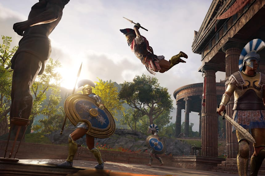 Assassin S Creed Odyssey Will Be More Rpg Than Origins