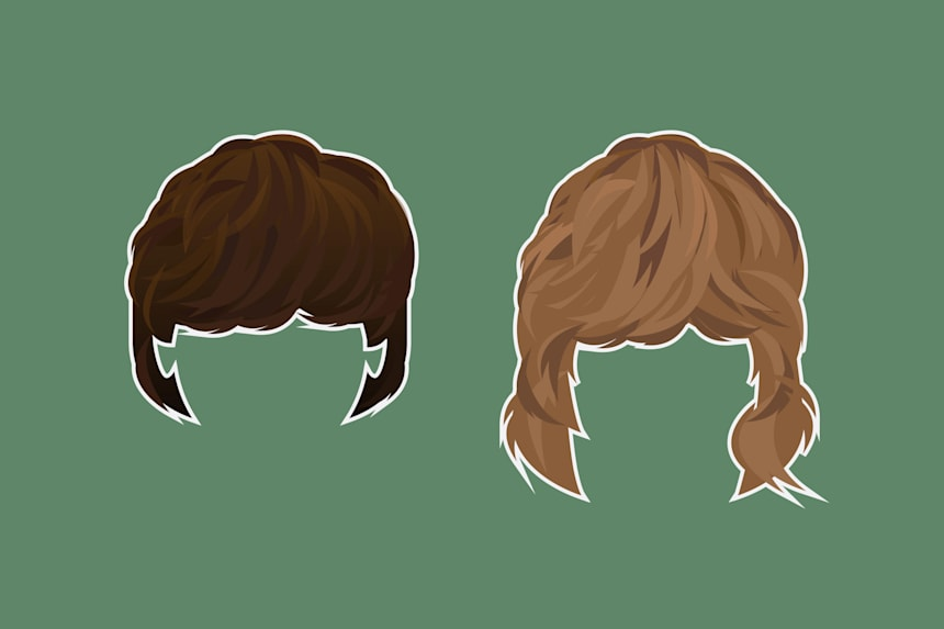 Evolution Of Rock N Roll Hairstyles The Key Stages
