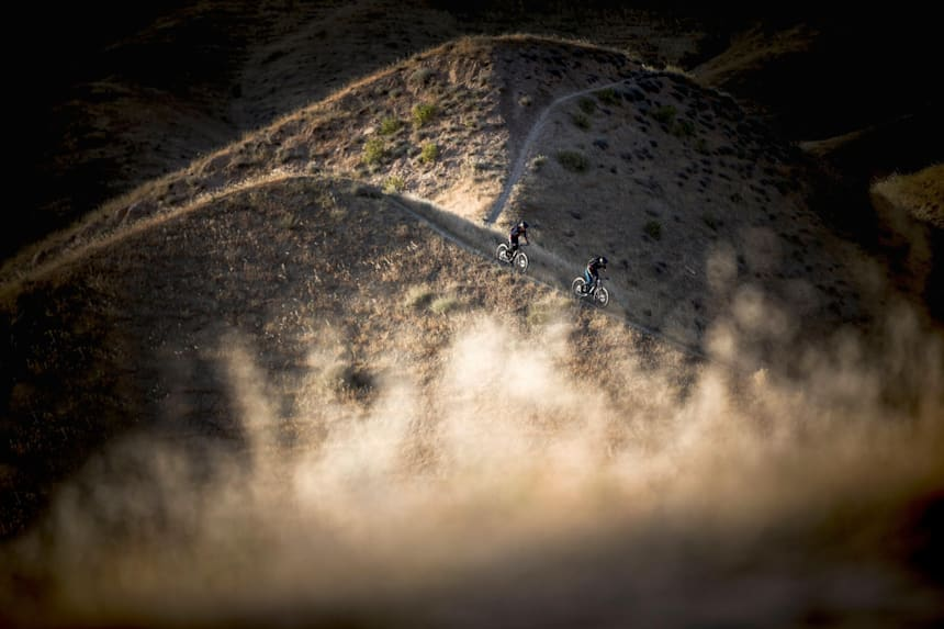 Mountainbiken im Iran: Ein MTB Trip ins Ungewisse