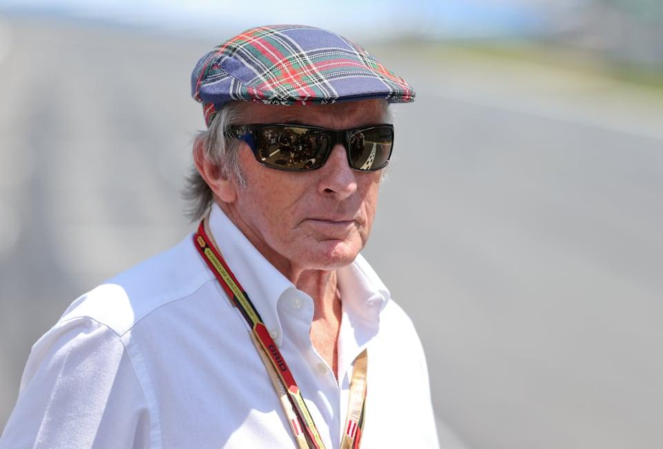 Jackie Stewart: Sürüş Efsanesi