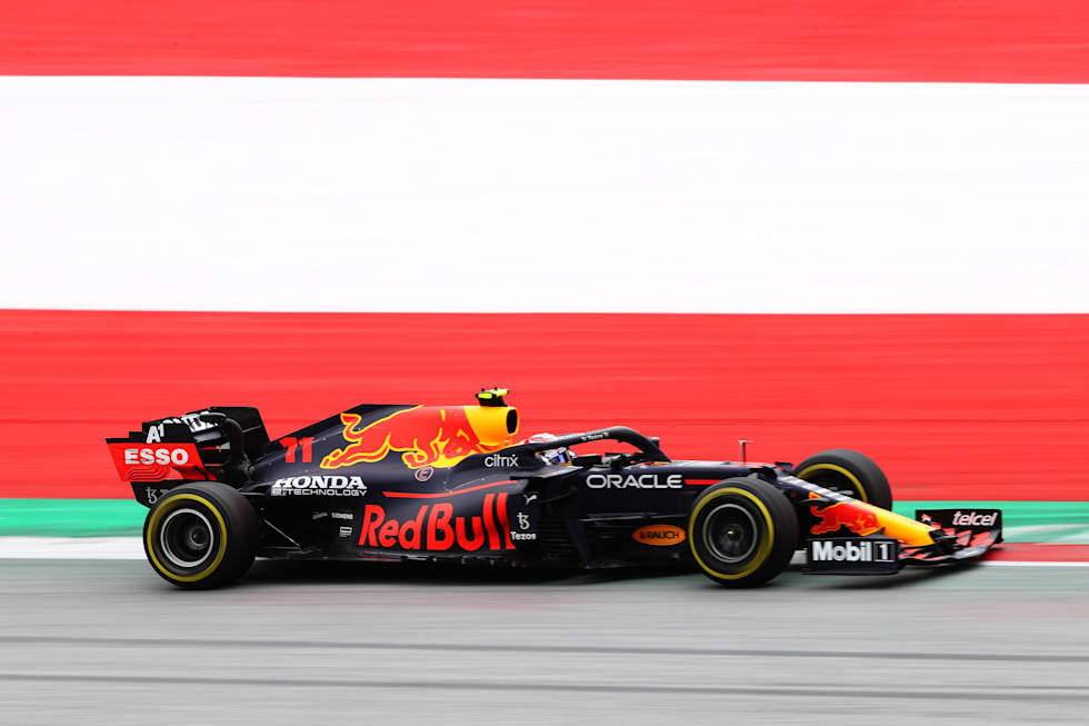Red Bull Racing, kendi evinde, Avusturya'da