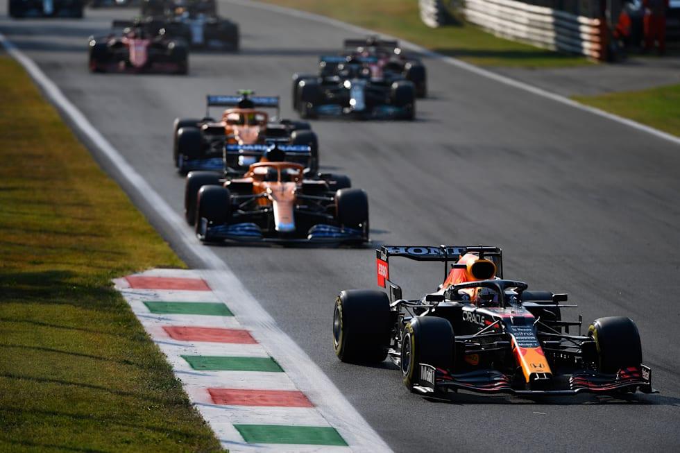 Monza'da Bu Hafta Sonu Tam Şarj