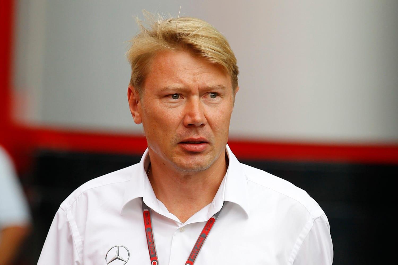 Mika Hakkinen left unimpressed by Mercedes