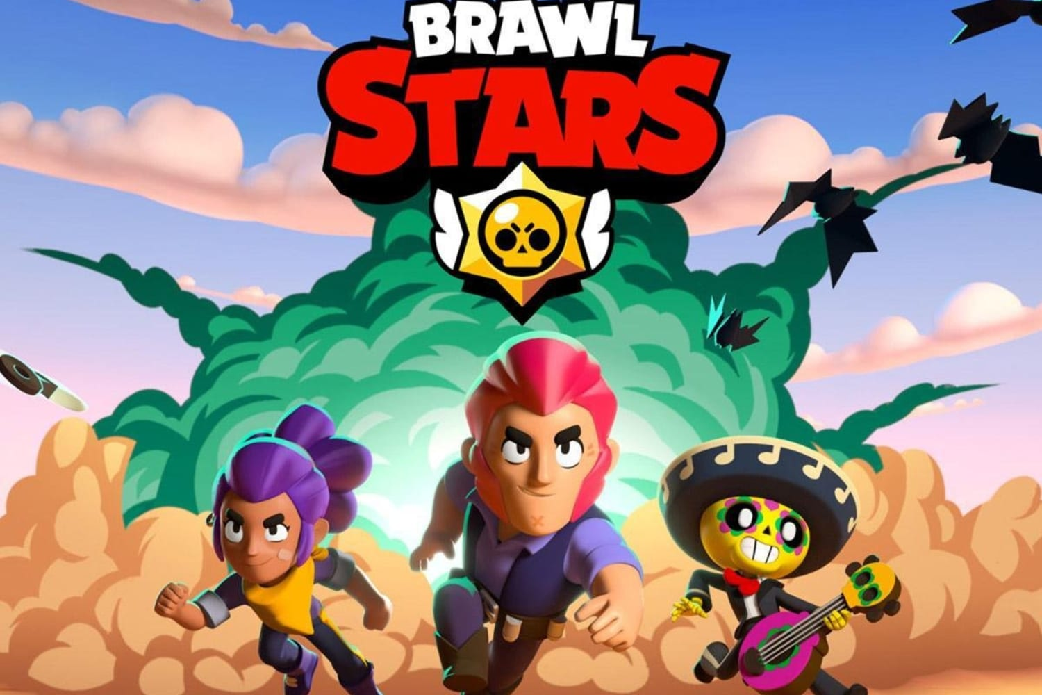 The Best Android Games 2021- Brawls Stars