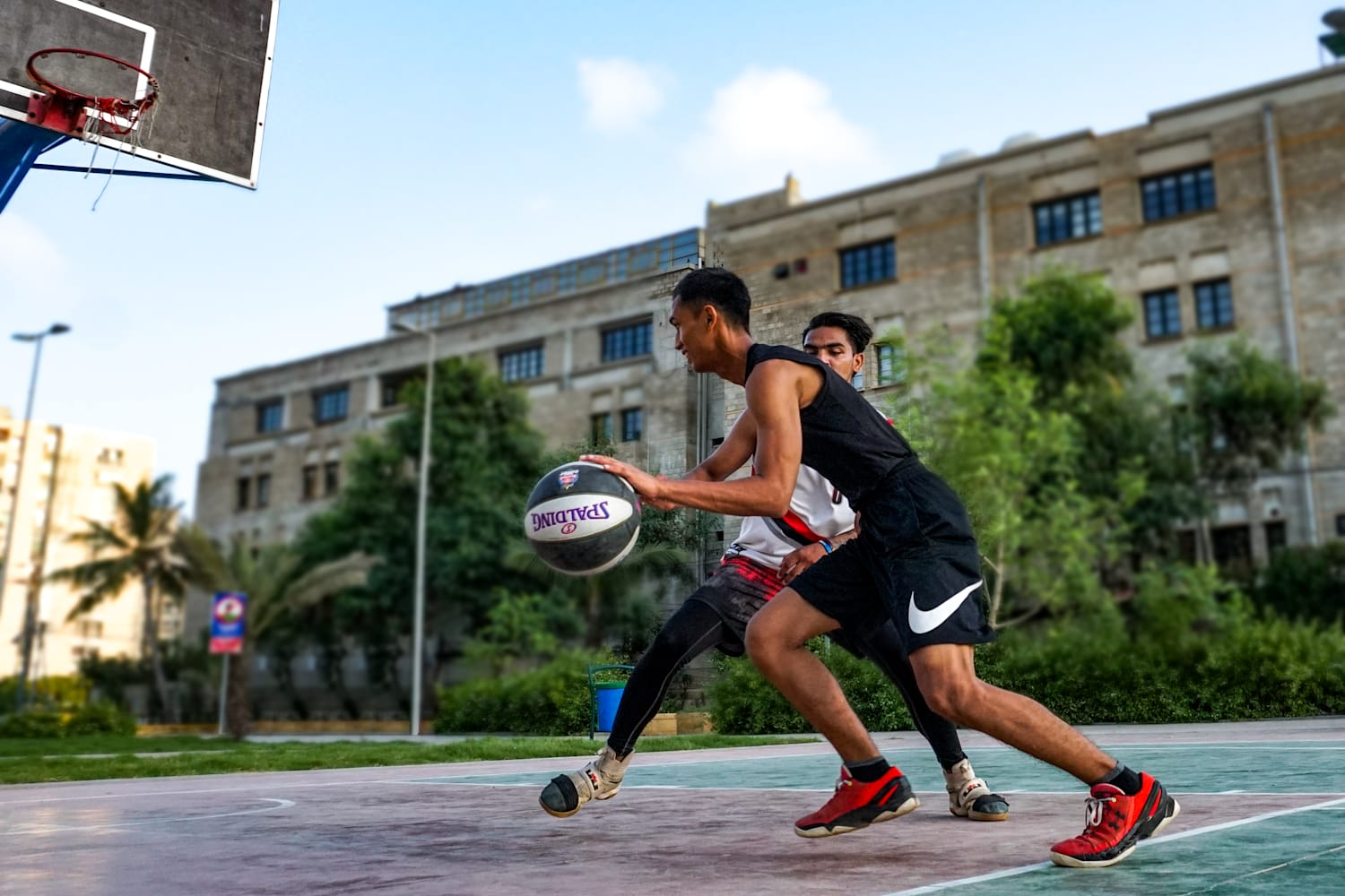 The State of Basketball in Pakistan