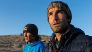 Chris Sharma and Stefan Glowacz - Secret New Route Episode 1