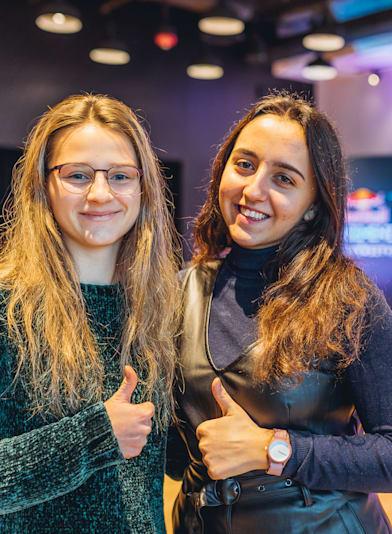 Як українки виступили на світовому фіналі Red Bull Basement University