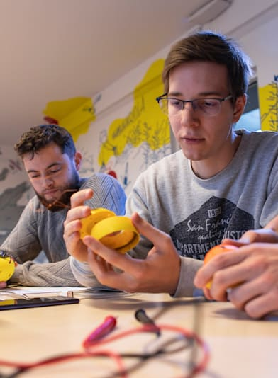Calling students who want to innovate today and disrupt the world tomorrow