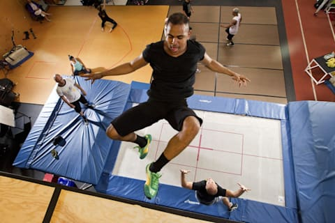 Trampoline is better than the gym: 10 reasons