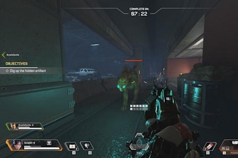 Apex Legends Season 5 bunker