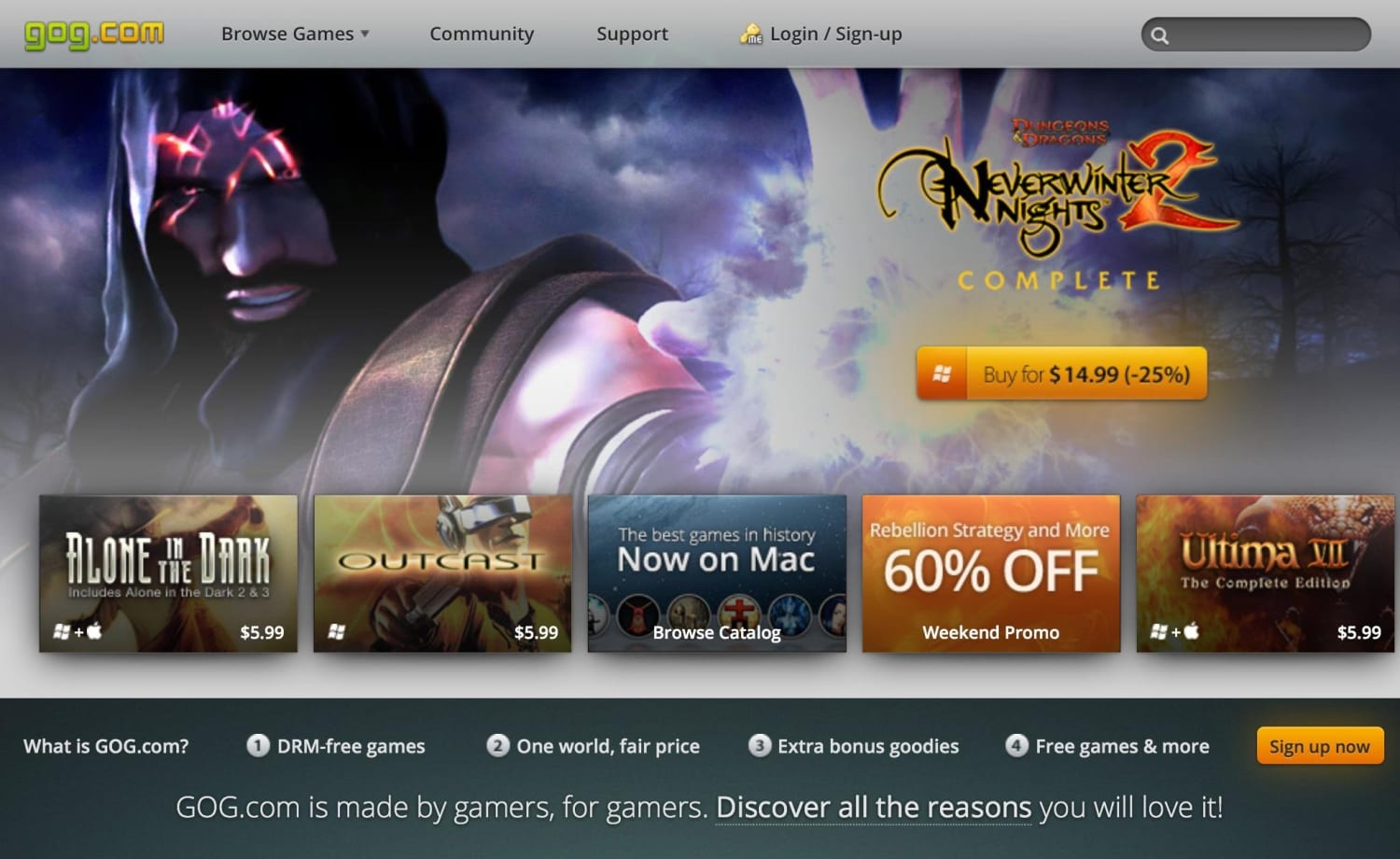 Gog The Indie Game Store Took On Piracy And Won