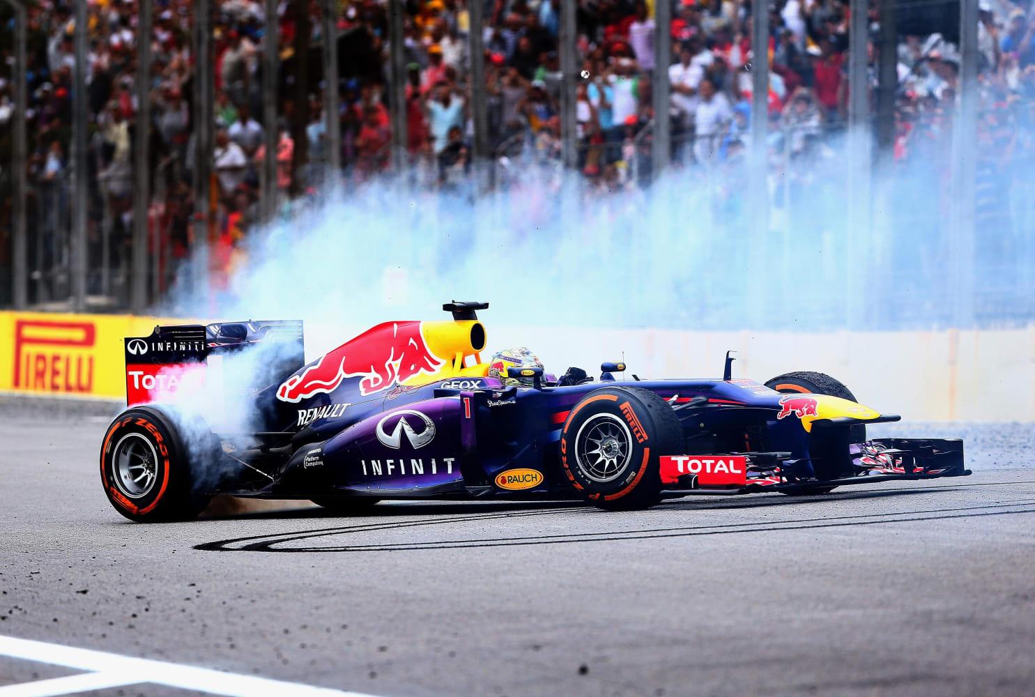 GP de Brasil 2013: las mejores fotos